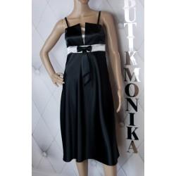 Victoria beckham ołówkowa klasyczna sukienka